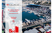 Quick at Genoa International Boat Show 2019