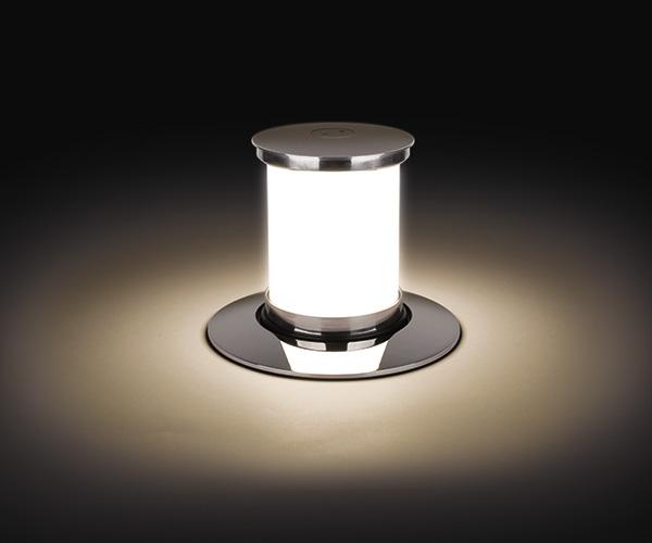 SECRET LIGHT L   6W. Retractable ...